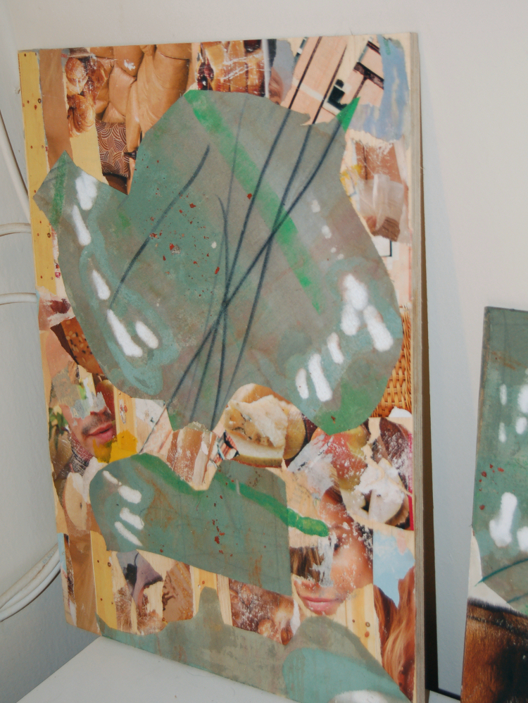 Elisha Sarti - Work In Progress - 2013