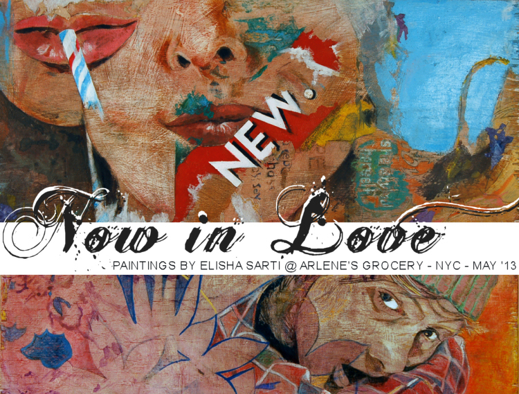 Elisha Sarti - Now in Love Show @ Arlene's Grocery - 2013