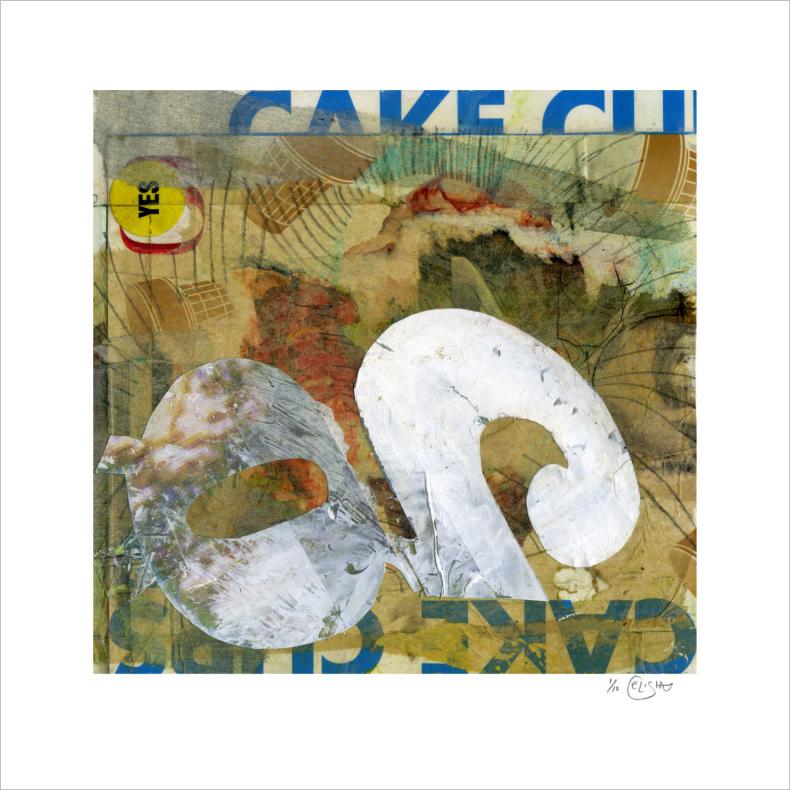 Elisha Sarti - Cake Cups - 2012
