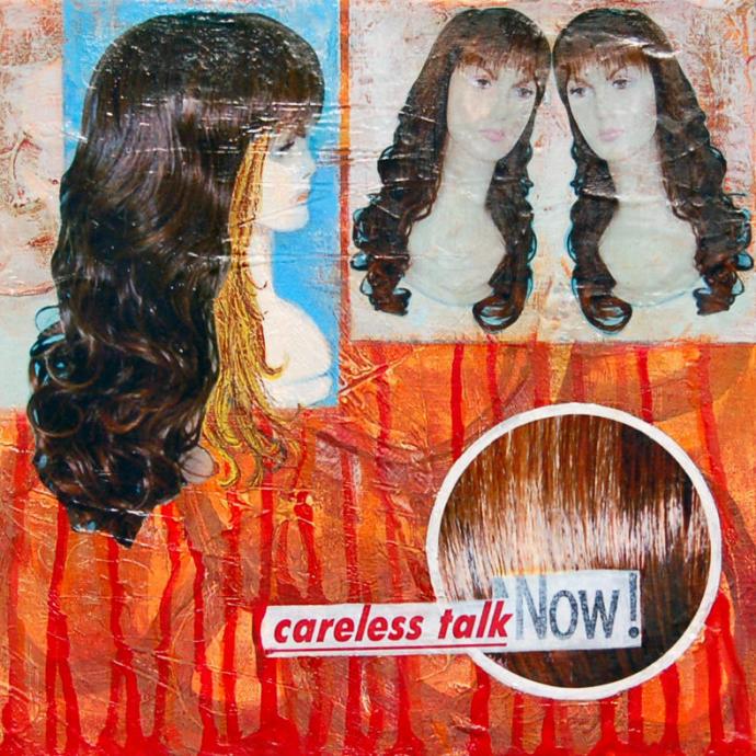 Elisha Sarti - Careless Talk NOW/WOW - 2007