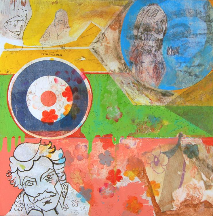 Elisha Sarti - Easier To Control - 2009