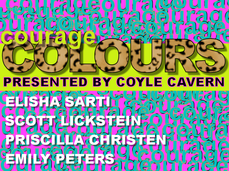 Upcoming Show in NYC - Scott Lickstein & Elisha Sarti at Coyle Cavern June 9 2012