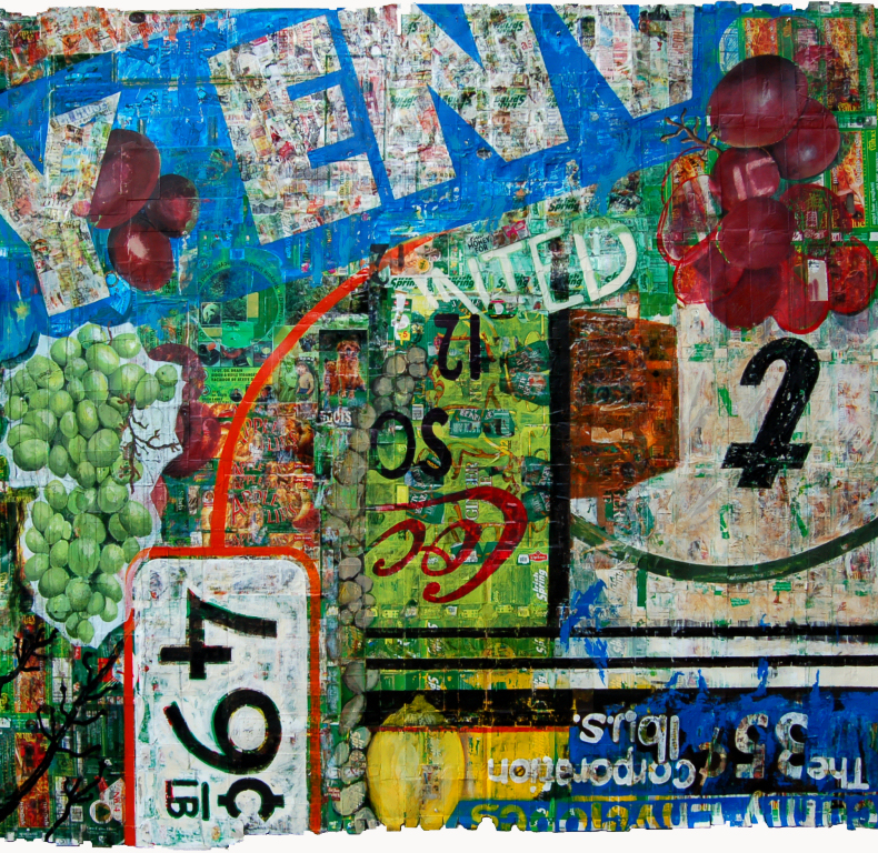 Elisha Sarti - ENVY (Printed Line)  - 2006