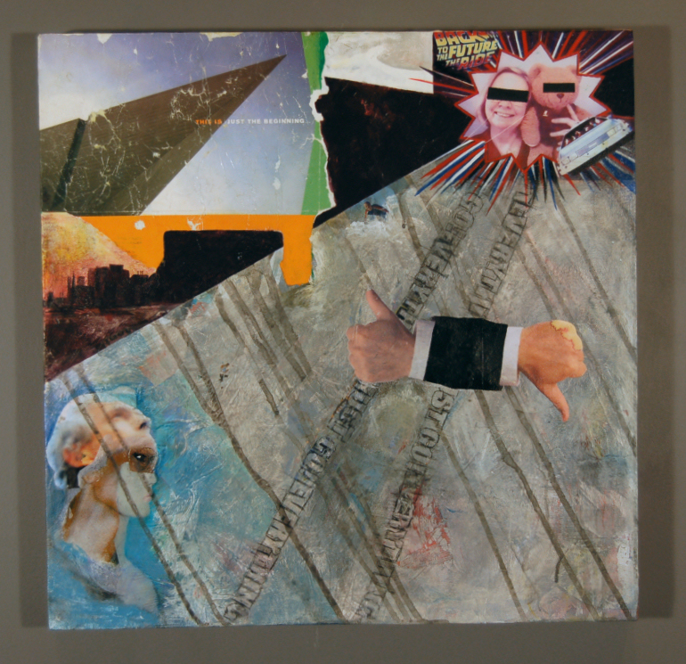 Elisha Sarti - Everything Must Go - 2009