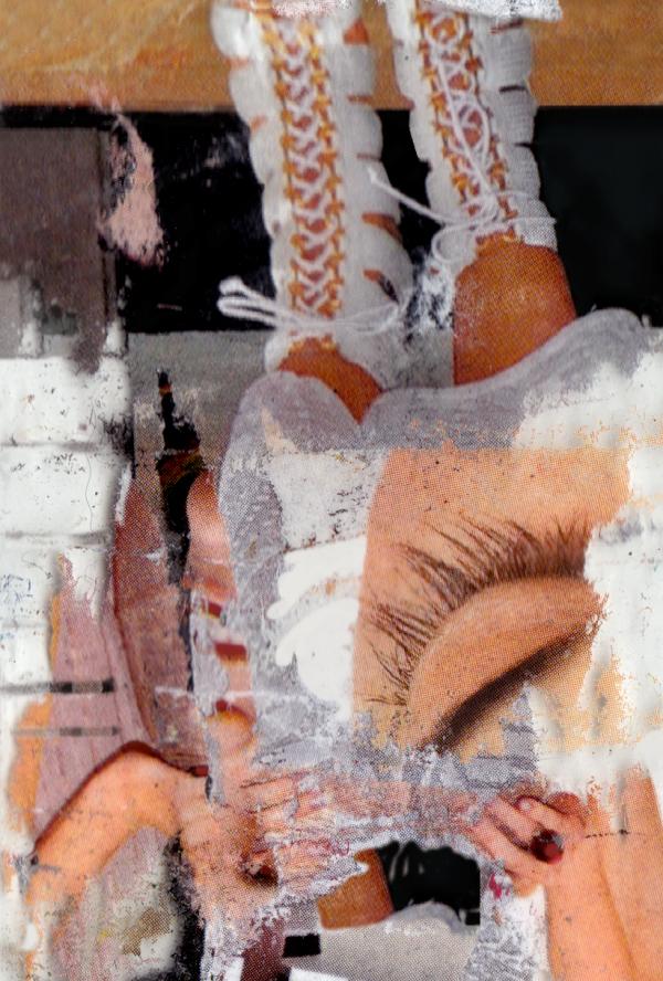 Elisha Sarti - Eyelet Meltdown - 2015