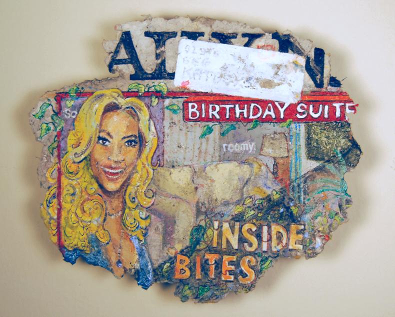 Elisha Sarti - Inside Bites - 2012