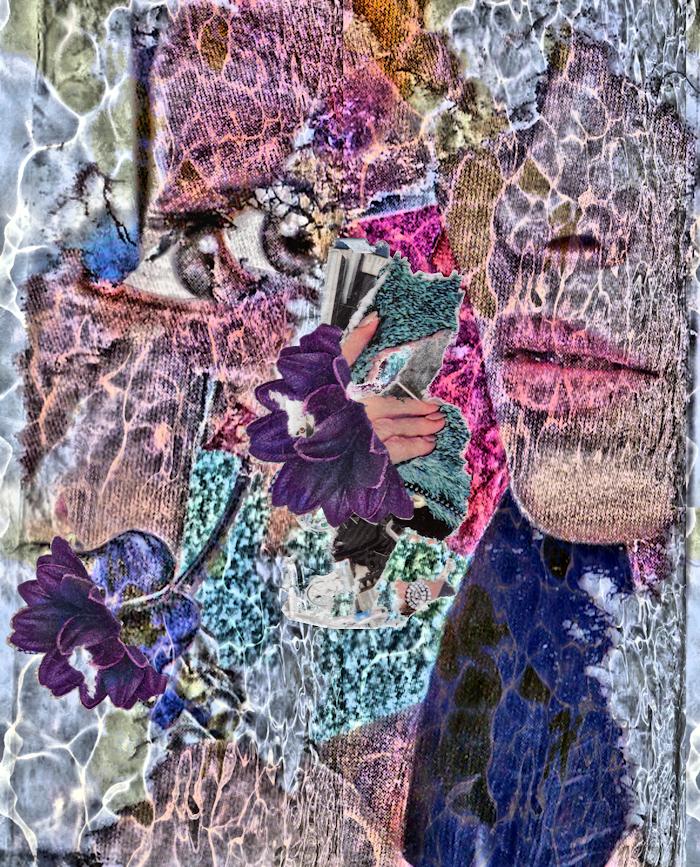 Elisha Sarti - Lampblack Lazuli - 2017