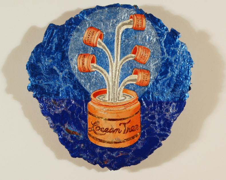 Elisha Sarti - L'Ocean Tree - 2006