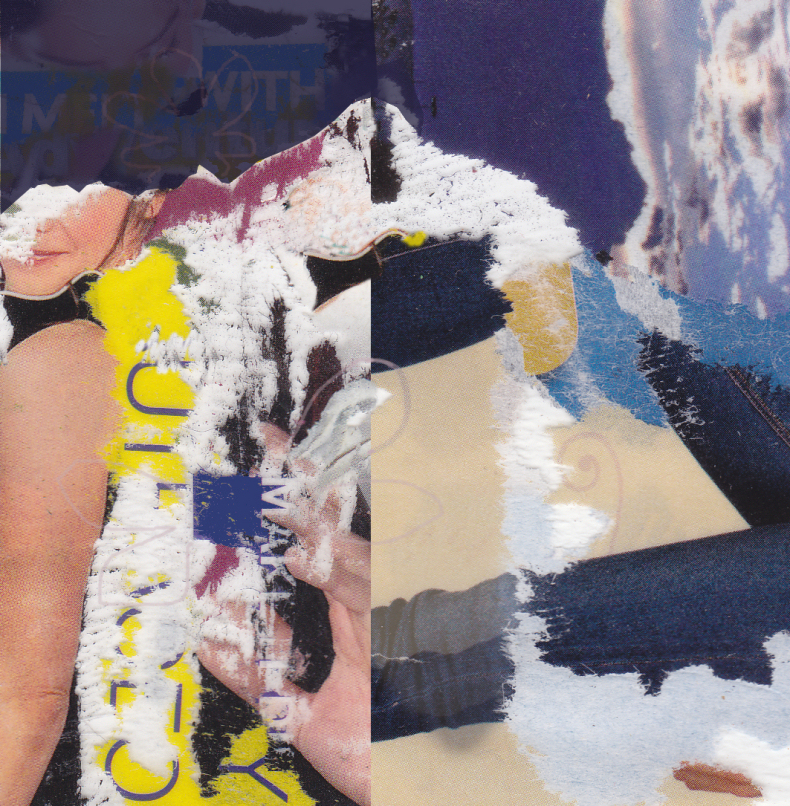 Elisha Sarti - Melt With Adventure - 2013