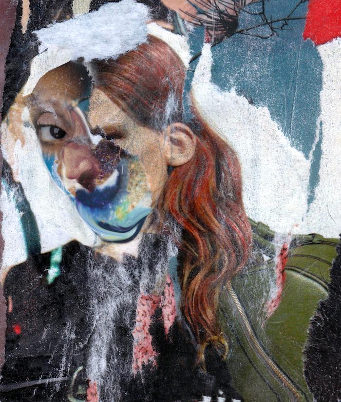 Elisha Sarti - Mouth of Iris - 2017