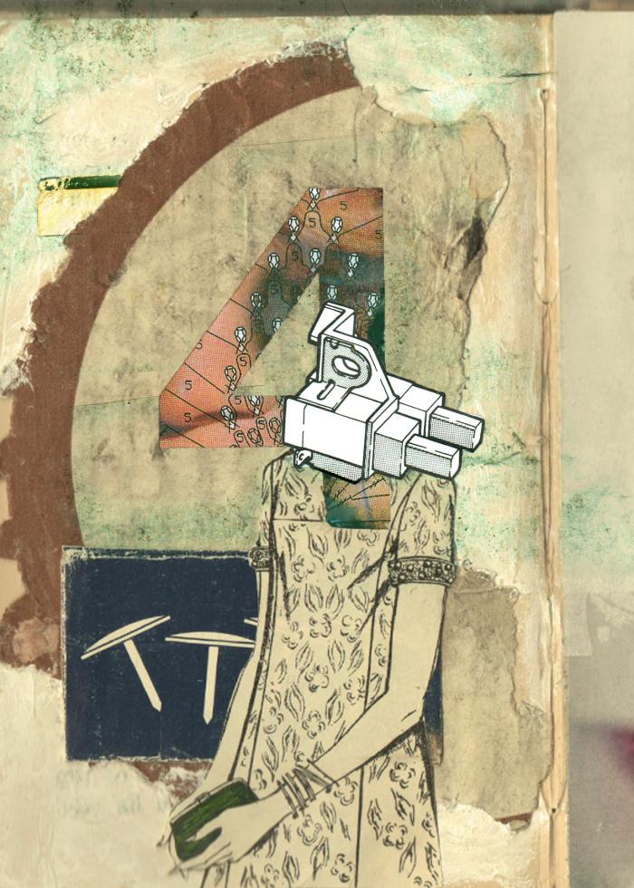 Lewis Golland X Elisha Sarti - Nerve Socket - 2014