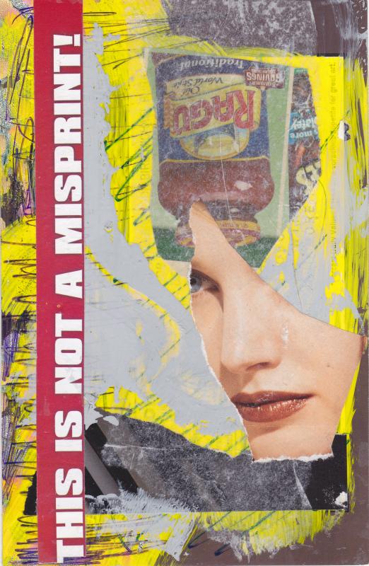 Elisha Sarti - Not A Misprint - 2013