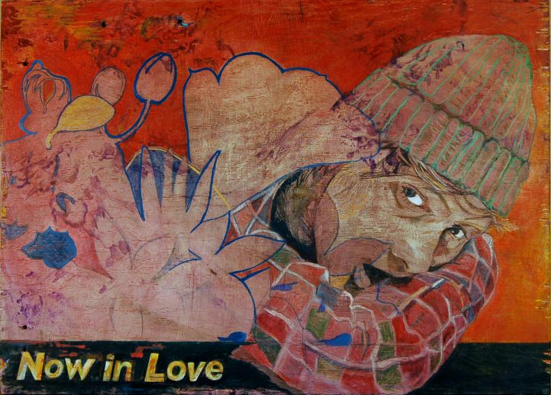 Elisha Sarti - Now in Love - 2012