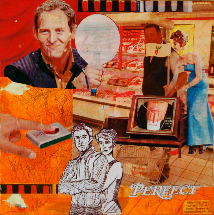 Elisha Sarti - Perfect According to Gooogle - 2008