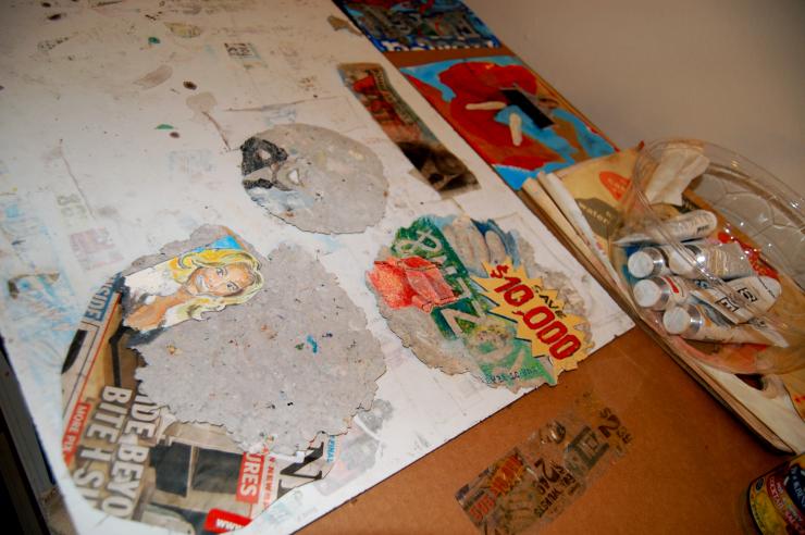 Elisha Sarti - Studio 2012