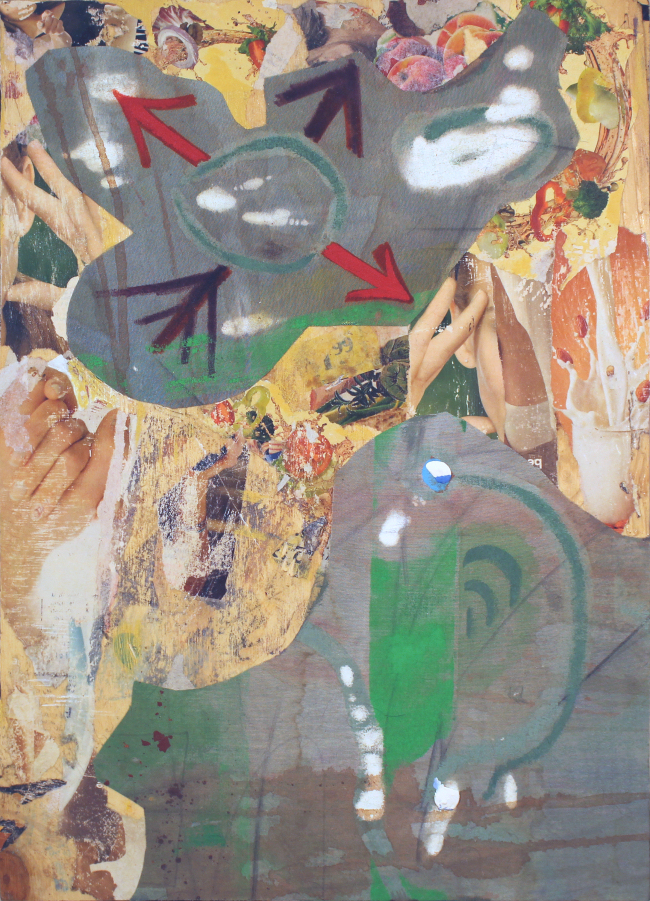 Elisha Sarti - That, That and That - 2013