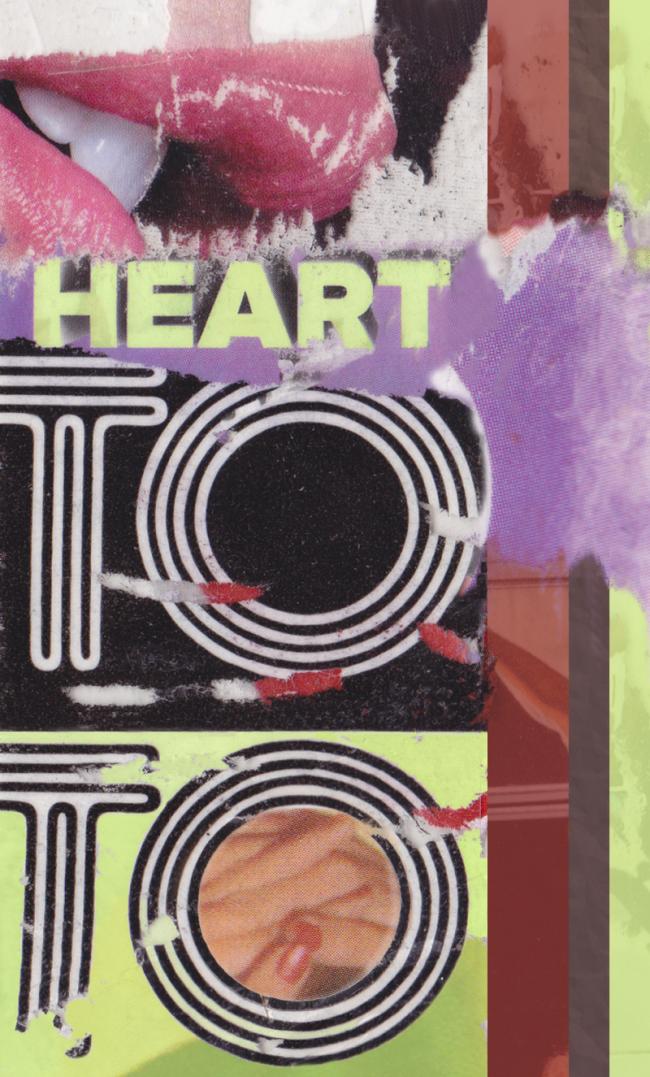 Elisha Sarti - To Heart To - 2014