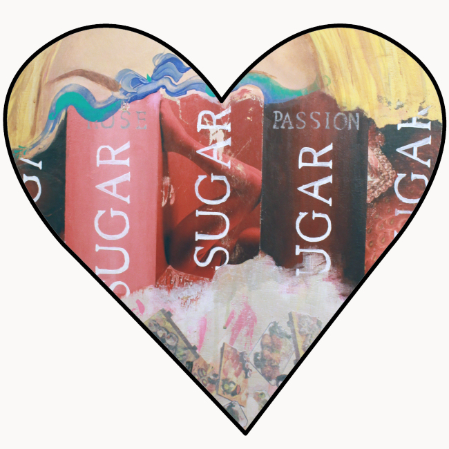 Elisha Sarti - Sugar Hater Heart - 2014