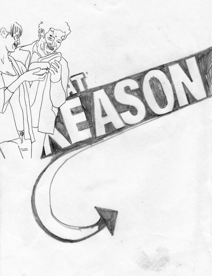 What Reason - Sketch - Elisha Sarti - 2011