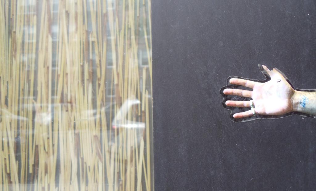 Elisha Sarti, Oh Hi Again, photograph, 2014.
