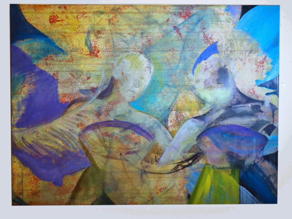 Artwork in Progress by Elisha Sarti